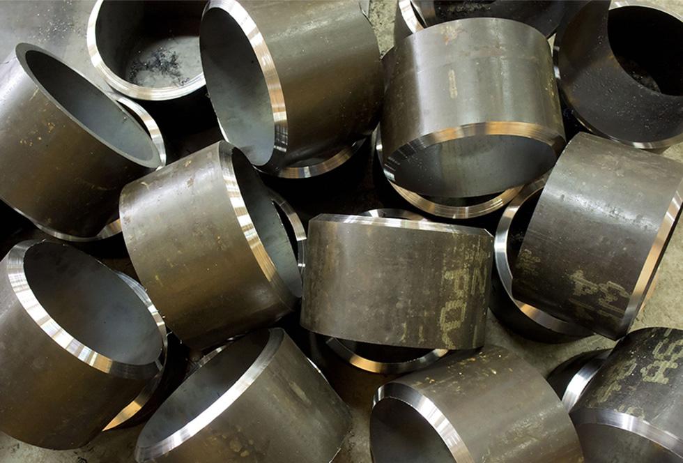 Metalen onderdelen in elke vorm en maat in serieproductie